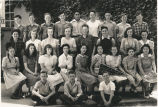 1942 Class 8B - No teacher listed, University Avenue School